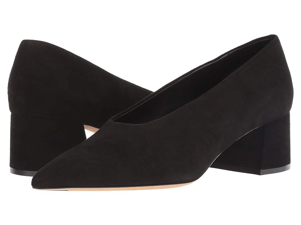 Vince Rafe (Black Premium Kid Suede) Women's Shoes
