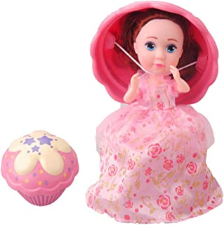15.5cm Lisa Cake Girl Doll Deformable Pastry Princess Doll Dress Surprise Sweet Girl Doll Gift-in Dolls from Toys & Hobbies