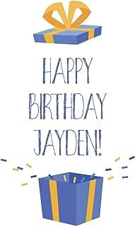 happy 1st birthday jayden