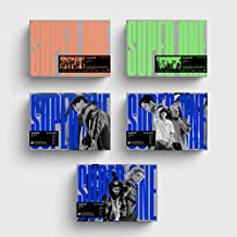 K-POP SuperM 1st Album [Super One] KOREAN Random Ver. CD+104p Photobook+32p Booklet+2p Photocard+Postcard+2p Folded Poster...