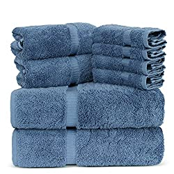which is the best hotel collection towels in the world
