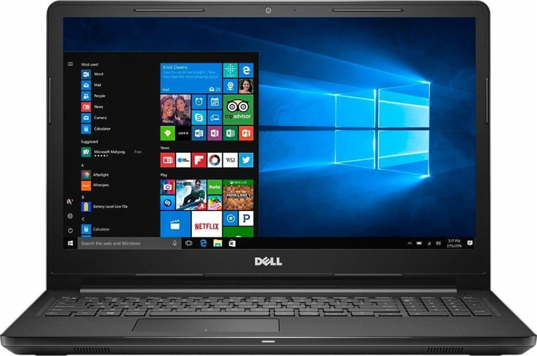 Dell Inspiron Touchscreen 15.6in HD Laptop, Intel Dual Core i3-7100U 2.4GHz, 8GB DDR4, 1TB HDD, DVD +/- RW, MaxxAudio, HDMI, Bluetooth, WIFI, Intel HD Graphics 620, Windows 10 (Renewed)