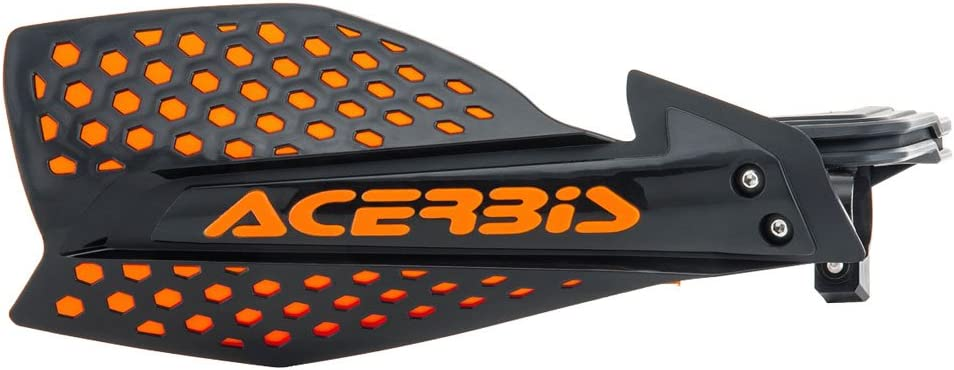 Acerbis 7 8 or 1 X-Ultimate ATV Directly managed store Motocross Blac Handguards MX Ranking TOP4
