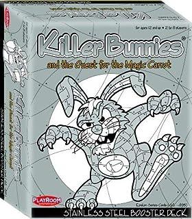Playroom Entertainment Killer Bunnies Steel Booster