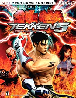 Tekken 5 Official Strategy Guide (Signature Series)