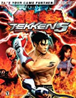 Tekken 5 Official Strategy Guide de Joey Cuellar