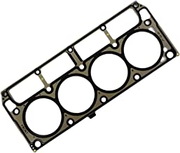 DNJ HG3163 MLS (Multi-Layered Steel) Head Gasket for 2001-2011 / Cadillac, Chevrolet, GMC, Hummer, Pontiac / 6.0L / V8 / 16V / OHV / 364cid / L76, L96 / ELECTRIC/FLEX, ELECTRIC/GAS / [Vortec]