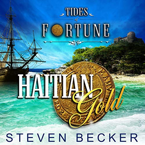 Haitian Gold audiobook cover art