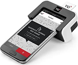 YO Home Sperm Test for Samsung Galaxy   Includes 2 Tests   Men's Motile Sperm Fertility Test   Check Moving Sperm and Record Videos   Samsung Galaxy S7