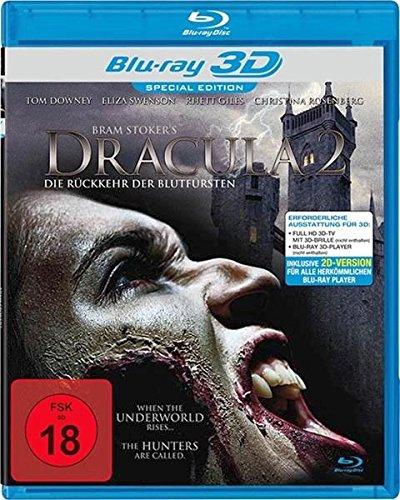 Bram Stoker's Dracula 2 - Die Rückkehr der Blutfürsten [3D Blu-ray] [Special Edition]