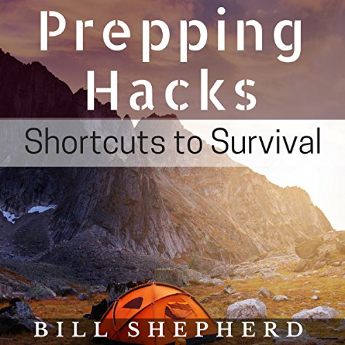 Prepping Hacks cover art