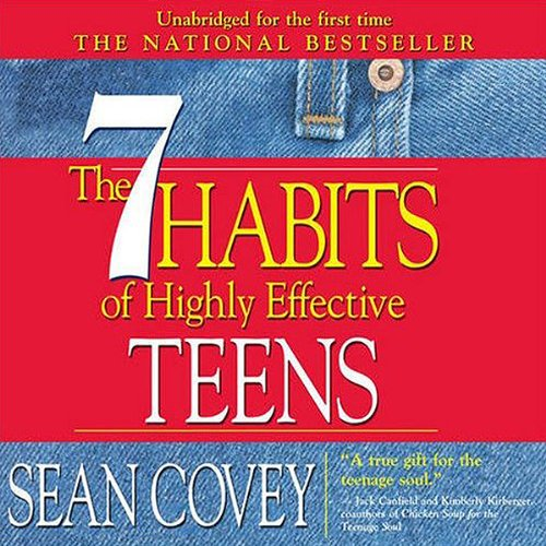 『The 7 Habits of Highly Effective Teens』のカバーアート