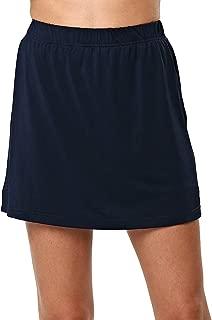 KENANCY Women's Active Performance Skort Lightweight Skirt for Running Tennis Golf Workout