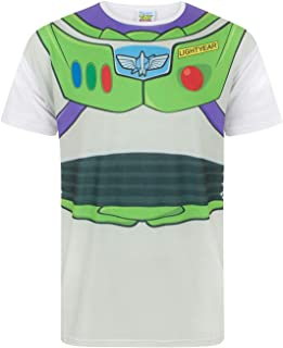 Disney Toy Story Buzz Lightyear Costume Men's T-Shirt