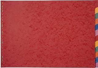 Intercalaires Carte Lustree 3/10 A3 23t - Jeu De 12 [Fournitures de bureau]