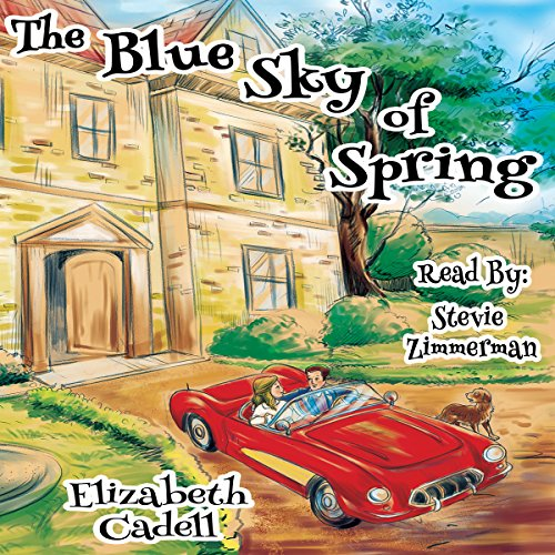 The Blue Sky of Spring audiobook cover art