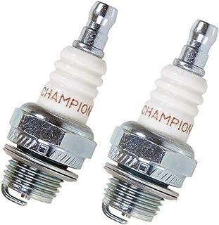 Champion DJ8J Pack of 2 Spark Plugs
