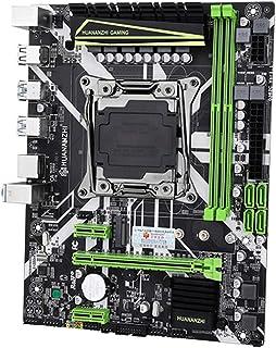 ZChun Huananzhi X99 LGA2011-3 - Placa Base (USB 3.0, NVME, M.2, SSD, DDR4 REG, Memoria ECC y procesador Xeon E5 V3 V4)