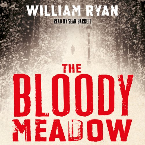 The Bloody Meadow audiobook cover art