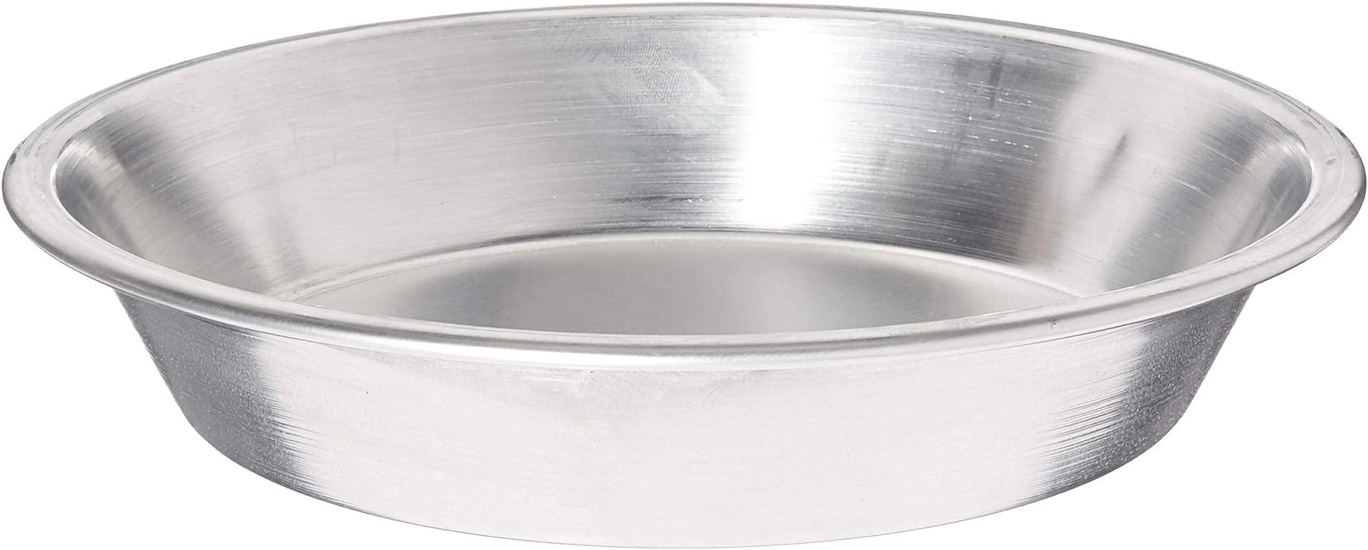 American Metalcraft 9 87 Inch Deep Dish Aluminum Pie Pan