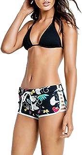 GGTFA Mujeres Vestido Vintage De La Impresión Bikini Pantalones Cortos Panty De Vacaciones De Verano, Trajes De Baño Ropa ...