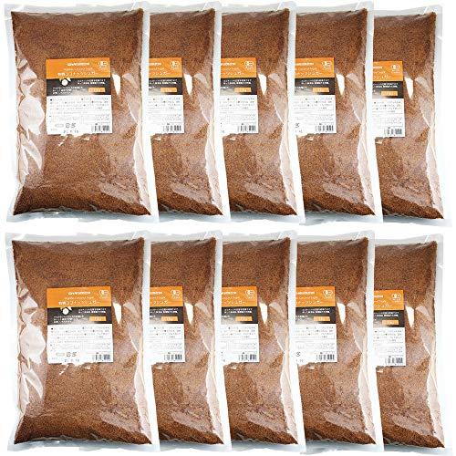 ココナッツシュガー 業務用10Kg(1Kg x 10個)低GI食品 インドネシア産