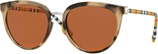نظارات شمسية بربري BE4316 388773 نظارة شمسية ذات لون العدسة مقاس 54 ملم
