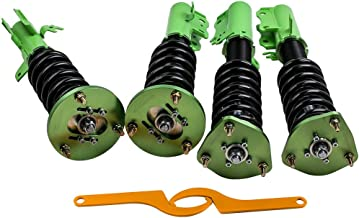 Adjustable Height Coilovers Shocks for Toyota Camry Avalon 92-01 for Lexus ES300 1992-2001 Suspensions Struts - Green