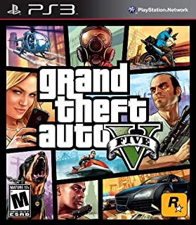 Grand Theft Auto V - PlayStation 3 [Download Code] (B00GGUWHFO)   Amazon price tracker / tracking, Amazon price history charts, Amazon price watches, Amazon price drop alerts