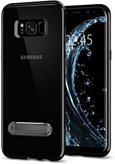Spigen Ultra Hybrid S Designed for Samsung Galaxy S8 Case (2017) - Midnight Black