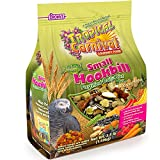 F.M. Brown 44912-8 Tropical Carnival Natural Small Hookbill Food, 3.5-Pound Package