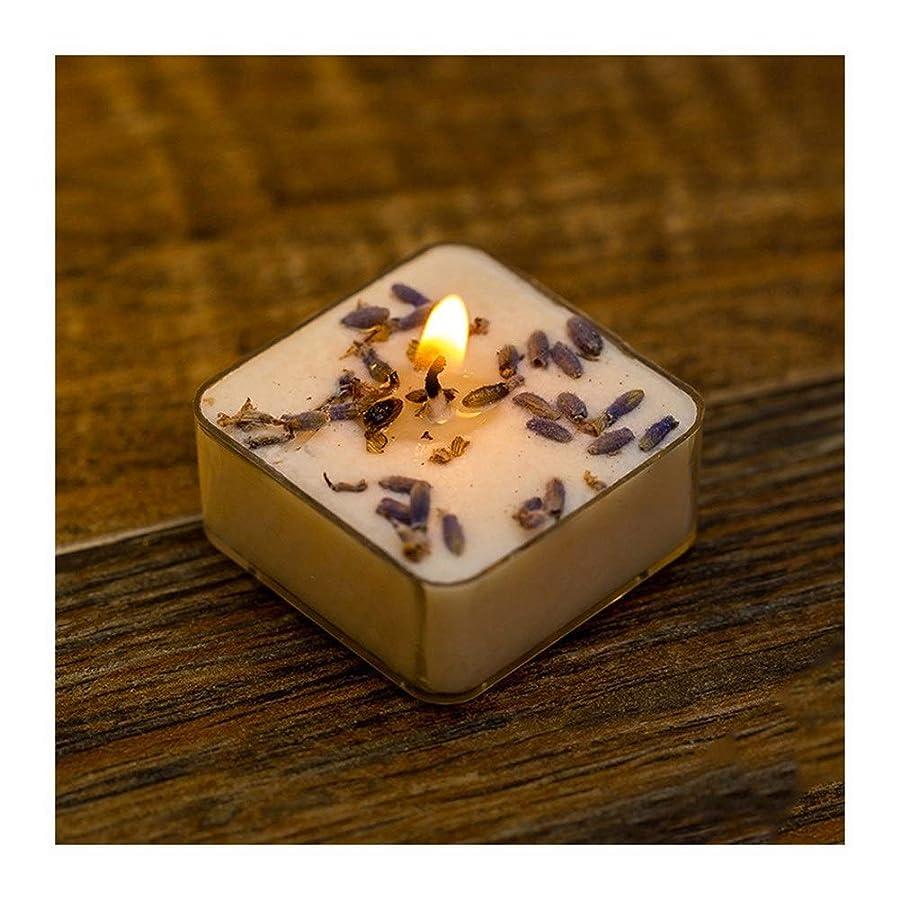 米ドル最も早い感嘆符Guomao 無煙アロマキャンドル手作りのカスタムロマンチックな結婚誕生日の雰囲気のラベンダーフレーバーキャンドル (色 : Green tea)