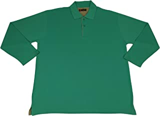 Mens Polo T Shirts Long Sleeve Jumbo Fit,Collar T Shirt For Men