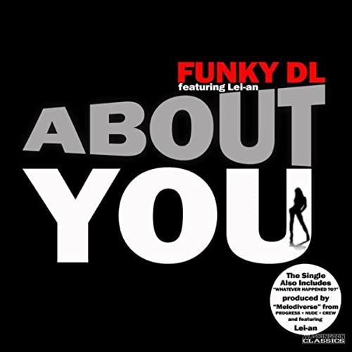About You / Whatever Happened To? by Funky DL on Amazon