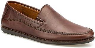 102032.M Kahverengi Erkek Klasik Ayakkabı