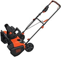 Best black and decker snow blower Reviews