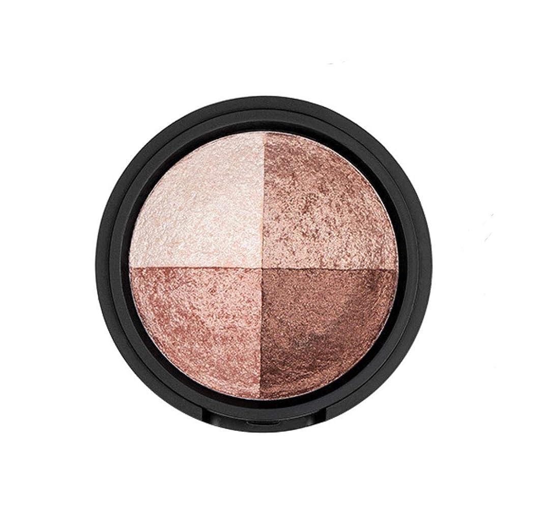 可能にする冷蔵庫泣くWAKEMAKE Eye Styler Eyeshadow 4色のアイシャドウパレット#1 DAY BROWN(並行輸入品)