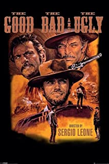Best good the bad the ugly poster Reviews