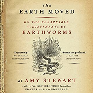 Earth Moved audiobook cover art