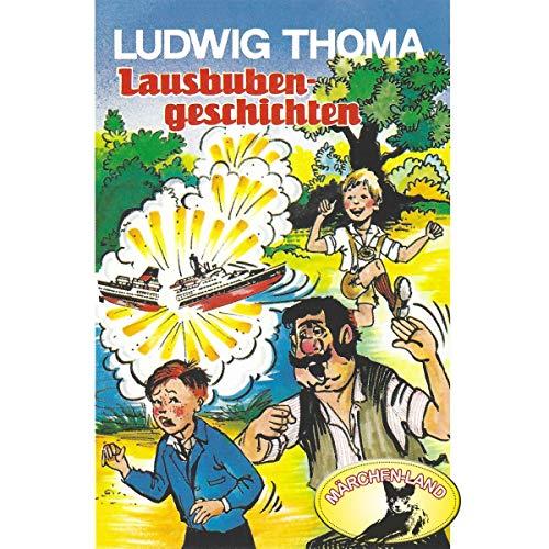 Lausbubengeschichten / Hauptmann Semmelmeier cover art