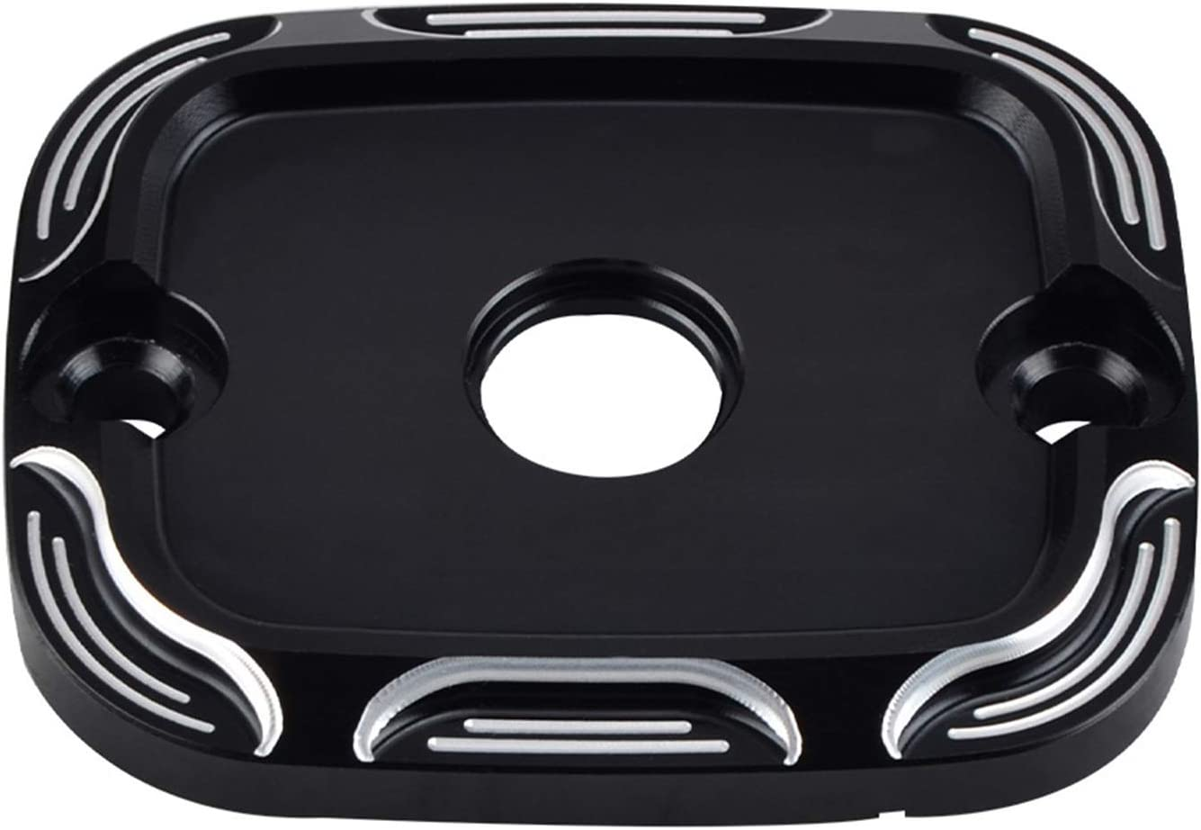 GSZU Front Brake San Antonio Mall New product!! Fluid Reservoir Cover - Harley Cap Fit for
