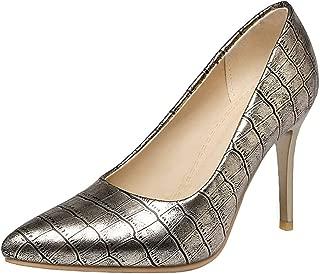 AicciAizzi Women Fashion Office Pumps Shoes Stiletto