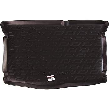 AntiGraffio Copri Bagagliaio per Cani Rigido Copertura Portabagagli Antimacchia SIXTOL Vasca Bagagliaio Auto in Plastica per Suzuki Jimny III