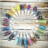 <span class='highlight'><span class='highlight'>LZDseller01</span></span> 24 Colors Tulip Tie Dye Kit, Fabric Textile Paints Tie Dye Kit,Shirt Fabric Dye for Clothes, Hats, Shoes, Scarves, Bags, Pillows,Non-toxic DIY Clothing Graffiti Permanent Spray Dye