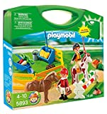 Playmobil 5893 - Carrying Case Pony Farm, Aktionsfiguren-Zubehör