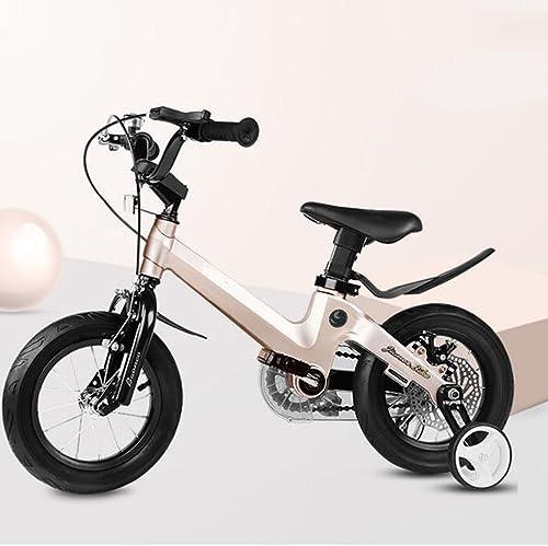 comprar barato Bicicletas Duo 18 Pulgadas Pulgadas Pulgadas para Niños bebés de 6 a 10 años Carro de bebé Niños y niñas Marco de aleación de magnesio Freno de Disco de Seguridad  tienda en linea