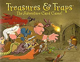 Studio 9 Games Treasures & Traps Board Game