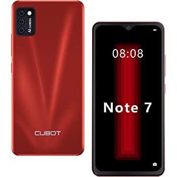 CUBOT Note 7 Smartphone 5.5