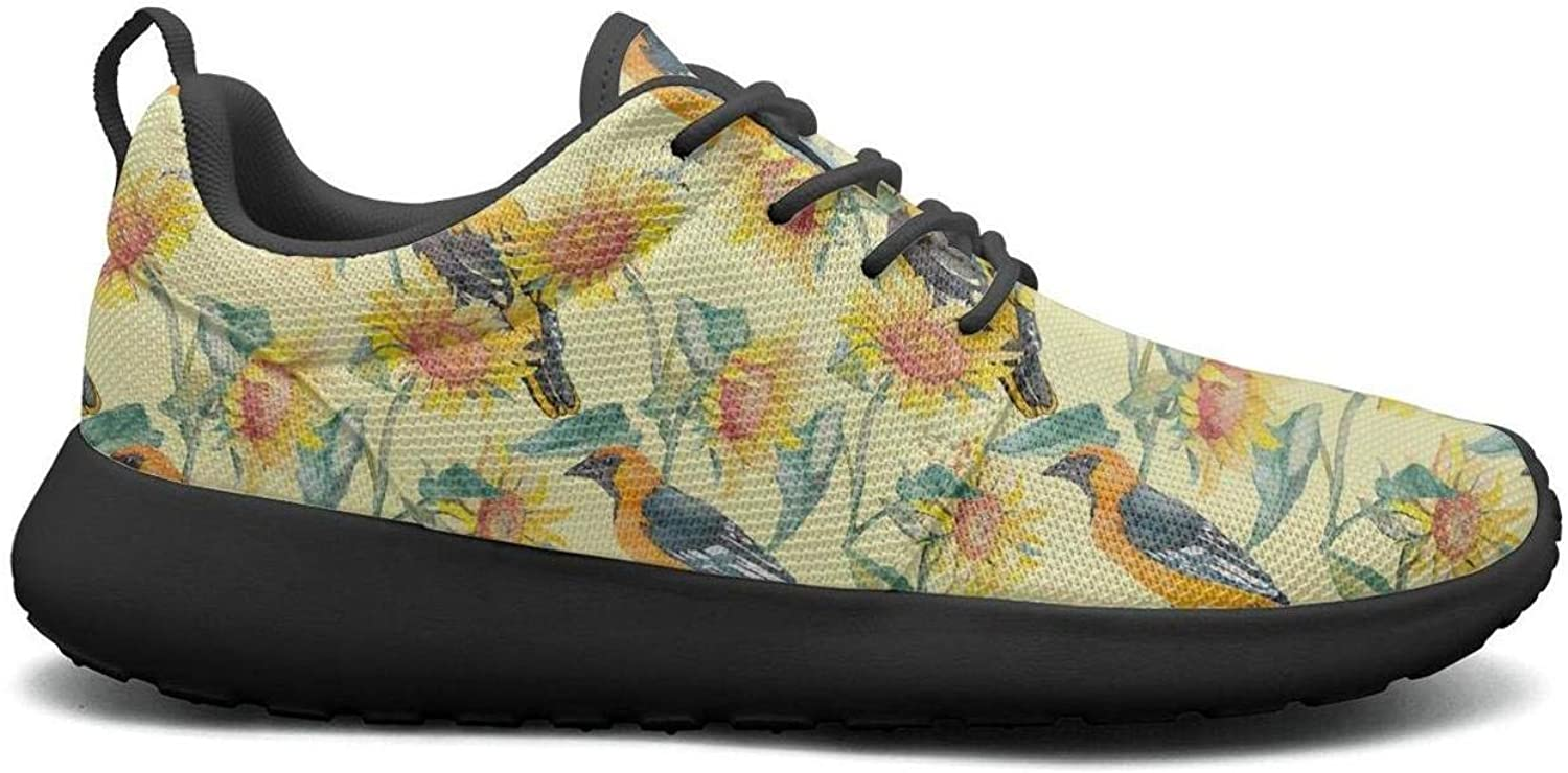 CHALi99 Breathable Ladies Lightweight Mesh shoes Sunflower Seeds Kernels for Planting Loafers Athletic Quick Dry