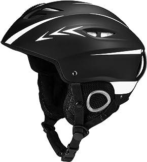 OMORC Ski Helmet,ASTM Certified Safety Ski Helmet for Men,Women&Youth,Goggles&Audio Compatible and Lightweight Ski Helmet,...